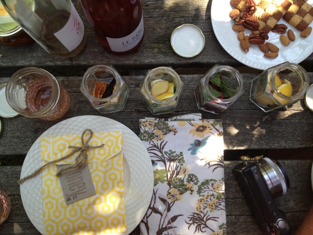 Kinfolk Honey Harvest in SF