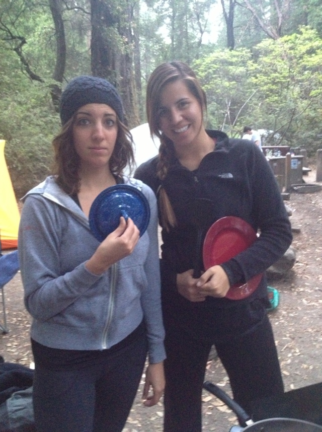 Tall Girls Camping Trip