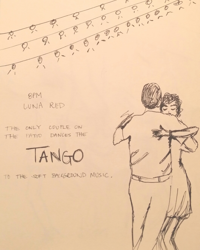 Tango at Luna Red